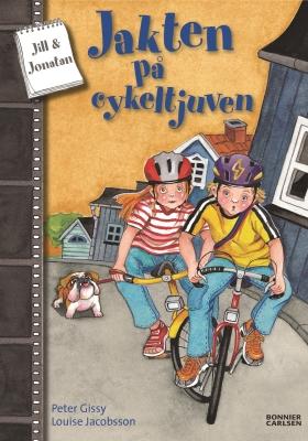 E-bok Jakten på cykeltjuven av Peter Gissy