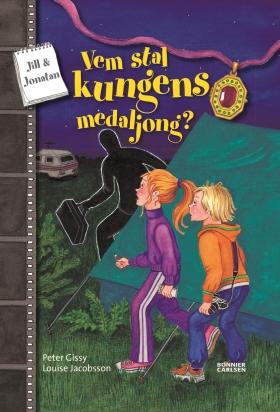 E-bok Vem stal kungens medaljong? av Peter Gissy