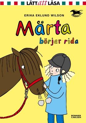 E-bok Märta börjar rida av Erika Eklund Wilson