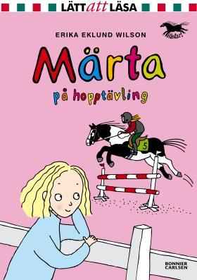 E-bok Märta på hopptävling av Erika Eklund Wilson