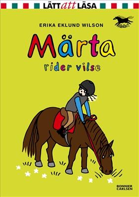 E-bok Märta rider vilse av Erika Eklund Wilson