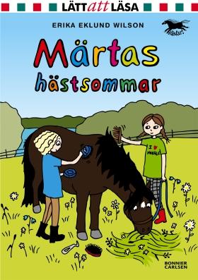 E-bok Märtas hästsommar av Erika Eklund Wilson