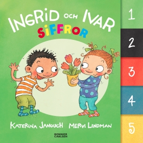 Ingrid och Ivar. Siffror av Katerina Janouch