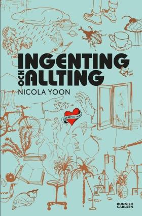 E-bok Ingenting och allting av Nicola Yoon