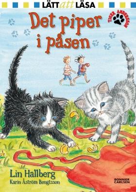 E-bok Det piper i påsen av Lin Hallberg
