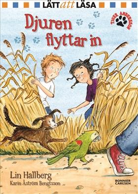 E-bok Djuren flyttar in av Lin Hallberg