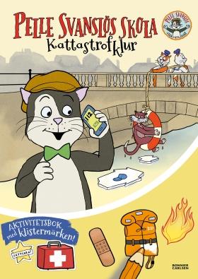 Pelle Svanslös skola. Kattastrofklur av Gösta Knutsson