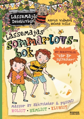LasseMajas sommarlovsbok Var är Sylvester?