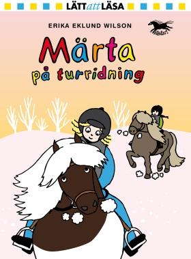 E-bok Märta på turridning av Erika Eklund Wilson