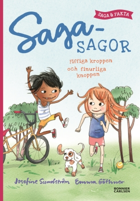 Sagasagor Fiffiga kroppen och finurliga knoppen - saga och fakta
