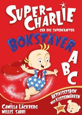 Super-Charlie ger dig superkrafter: BOKSTÄVER
