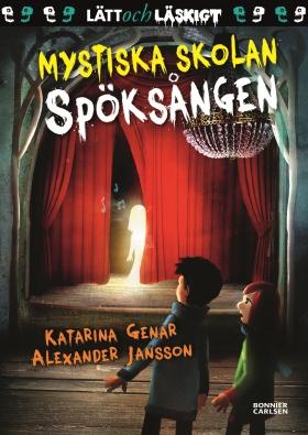 E-bok Mystiska skolan. Spöksången av Katarina Genar
