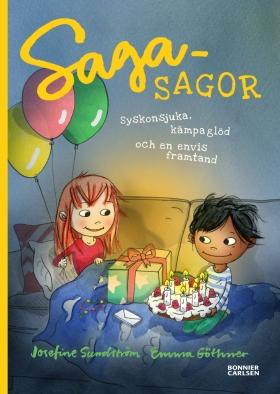 Sagasagor Syskonsjuka, kämpaglöd och en envis framtand