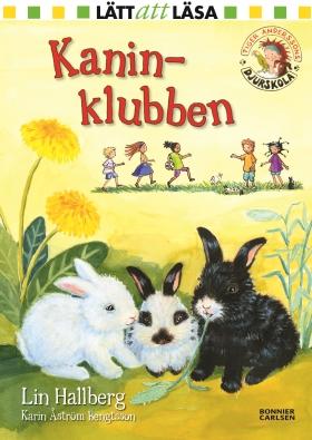 E-bok Kaninklubben av Lin Hallberg