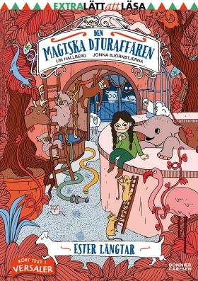 E-bok Ester längtar av Lin Hallberg