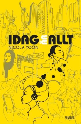 E-bok Idag är allt av Nicola Yoon