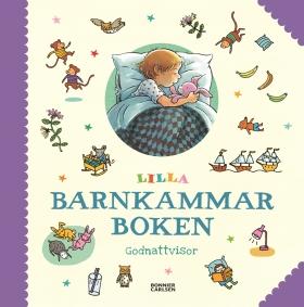 Lilla barnkammarboken Godnattvisor