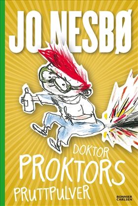 E-bok Doktor Proktors pruttpulver av Jo Nesbø