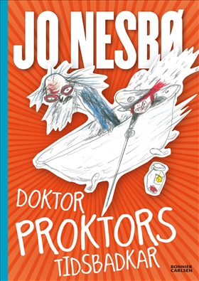 E-bok Doktor Proktors tidsbadkar av Jo Nesbø