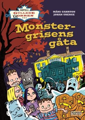 E-bok Monstergrisens gåta av Måns Gahrton