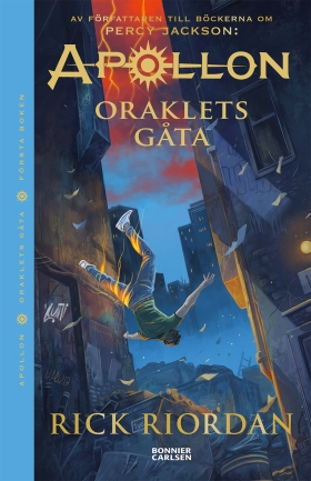 E-bok Oraklets gåta av Rick Riordan