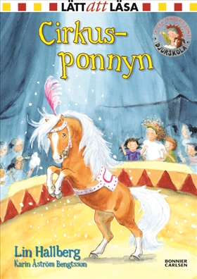E-bok Cirkusponnyn av Lin Hallberg