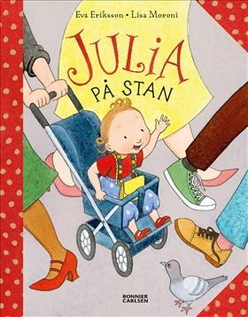 E-bok Julia på stan av Eva Eriksson