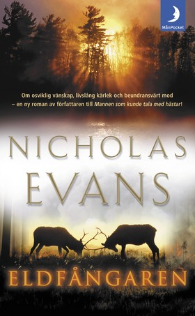 Eldfångaren av Nicholas Evans
