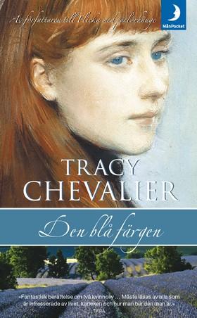 Den blå färgen av Tracy Chevalier