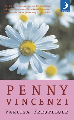 Farliga frestelser av Penny Vincenzi