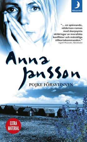 Pojke försvunnen av Anna Jansson
