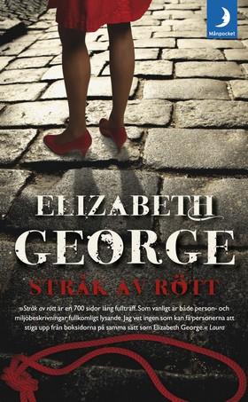 Stråk av rött av Elizabeth George