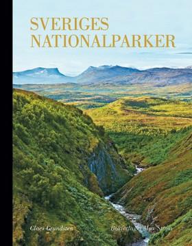 Sveriges nationalparker (kompakt) av Claes Grundsten