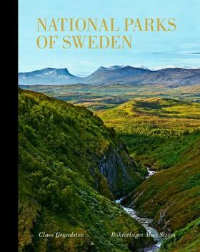 National parks of Sweden (kompakt) av Claes Grundsten