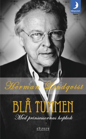 Blå tummen : med prinsessornas hopkok av Herman Lindqvist