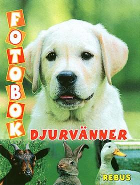 Fotobok Djurvänner