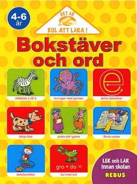 60190: Bokstäver och ord