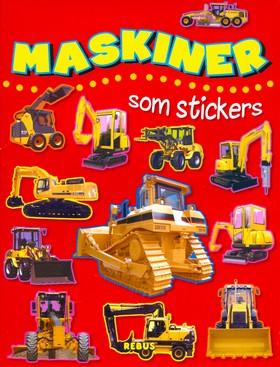 Maskiner som stickers