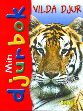 10536: Min djurbok-vilda djur