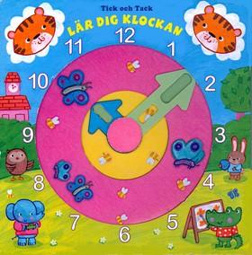 10542: Tick och Tack lär dig klockan