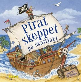 20069: Piratskeppet på skattjakt av Nicola Baxter