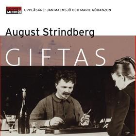Ljudbok Giftas av August Strindberg