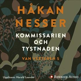 Kommissarien och tystnaden av Håkan Nesser