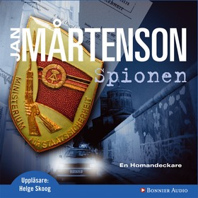 Spionen av Jan Mårtenson