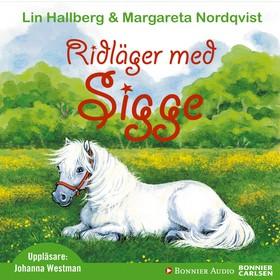Ljudbok Ridläger med Sigge av Lin Hallberg