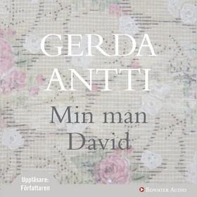 Ljudbok Min man David av Gerda Antti