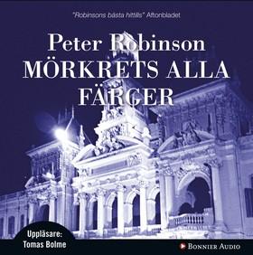 Ljudbok Mörkrets alla färger av Peter Robinson