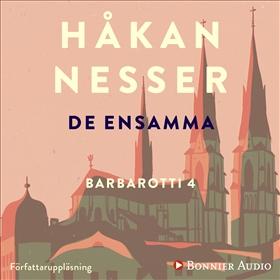 Ljudbok De ensamma av Håkan Nesser