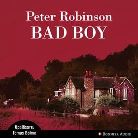 Ljudbok Bad Boy av Peter Robinson