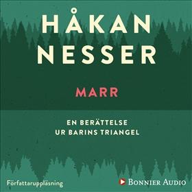 Ljudbok Marr av Håkan Nesser